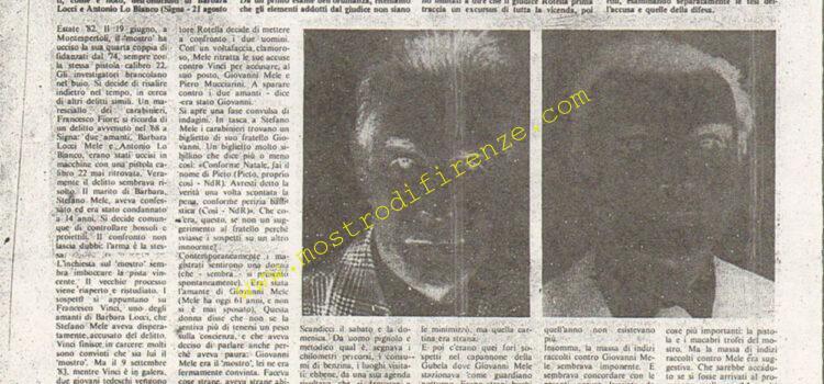 <b>24 Agosto 1984 Stampa: La Città</b>