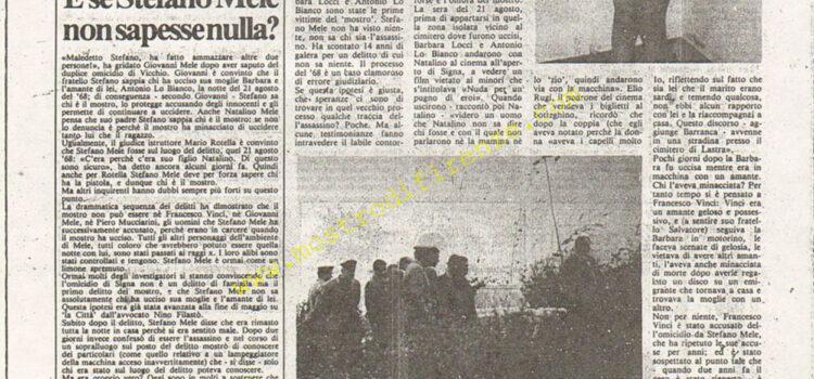 <b>25 Agosto 1984 Stampa: La Città</b>