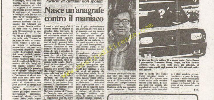 <b>27 Agosto 1984 Stampa: La Città</b>