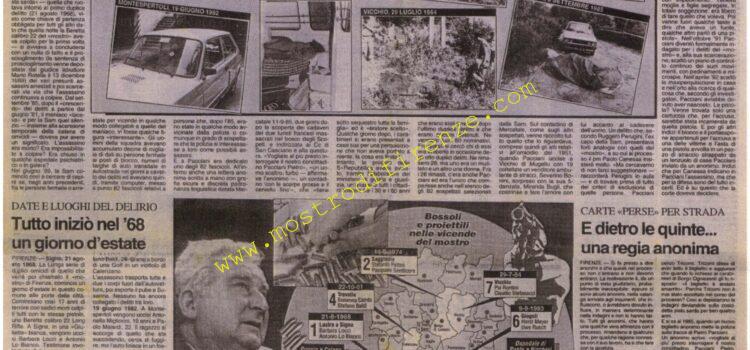 <b>2 Settembre 1994 Stampa: La Nazione</b>