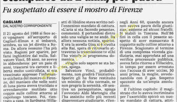 <b>4 Gennaio 1991 Stampa: La Stampa</b>