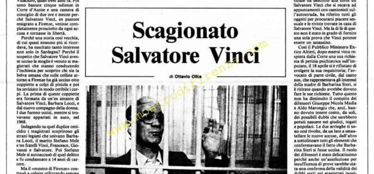 <b>20 Maggio 1988 Stampa: Messaggero</b>