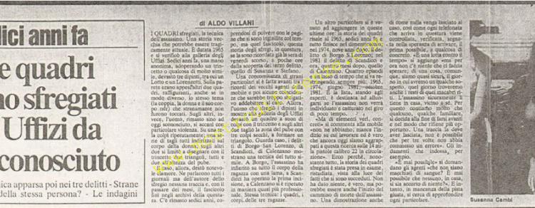 <b> 29 Ottobre 1981 Stampa: Paese Sera</b>