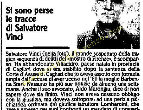<b>7 Dicembre 1988 Stampa: L'Unità</b>