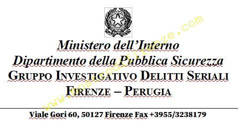 <b>3 Dicembre 2001 Nota n°500/2001 stato delle indagini mandanti</b>