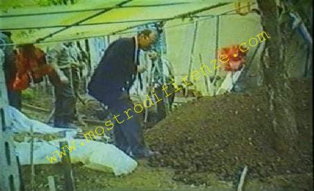 <b>27 Aprile 1992 Maxi perquisizione a Pietro Pacciani</b>