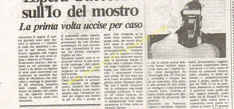<b>10 Settembre 1984 Stampa: La Città</b>