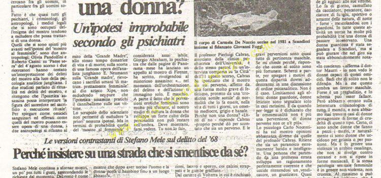 <b>11 Settembre 1984 Stampa: La Città</b>