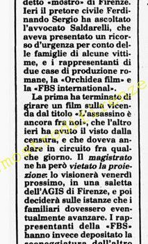 <b>2 Febbraio 1986 Stampa: Corriere della Sera</b>