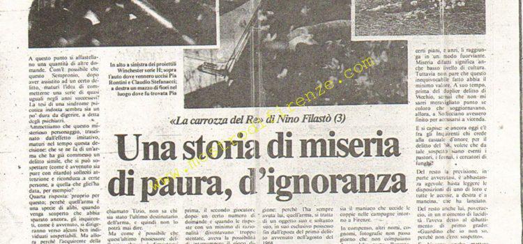 <b>8 Settembre 1984 Stampa: La Città</b>