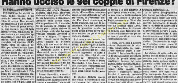 <b>27 Gennaio 1984 Stampa: La Stampa</b>
