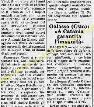 <b>28 Novembre 1984 Stampa: La Stampa</b>