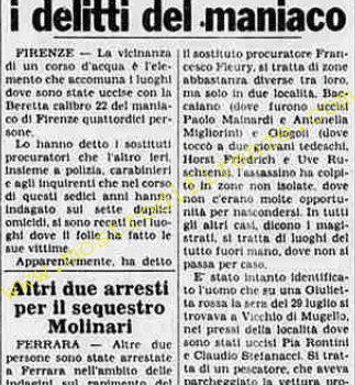 <b>30 Agosto 1984 Stampa: La Stampa</b>