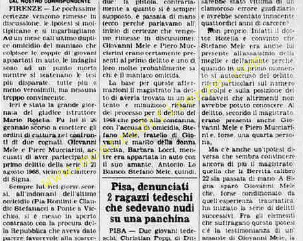 <b>31 Agosto 1984 Stampa: La Stampa</b>