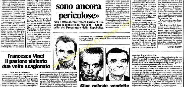 <b>28 Gennaio 1984 Stampa: L'Unità</b>