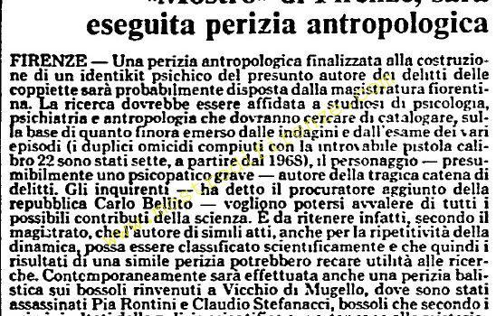 <b>8 Agosto 1984 Stampa: L'Unità</b>