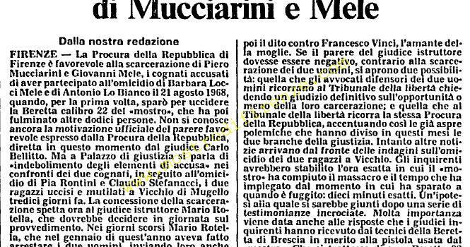 <b>11 Agosto 1984 Stampa: L'Unità</b>