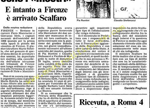 <b>15 Agosto 1984 Stampa: L'Unità</b>