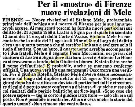 <b>6 Settembre 1984 Stampa: L'Unità</b>
