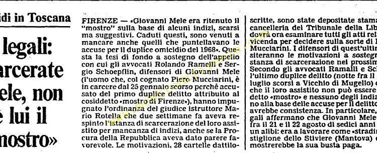 <b>18 Settembre 1984 Stampa: L'Unità</b>