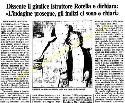 <b>3 Ottobre 1984 Stampa: L'Unità</b>