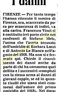 <b>28 Novembre 1984 Stampa: L'Unità</b>