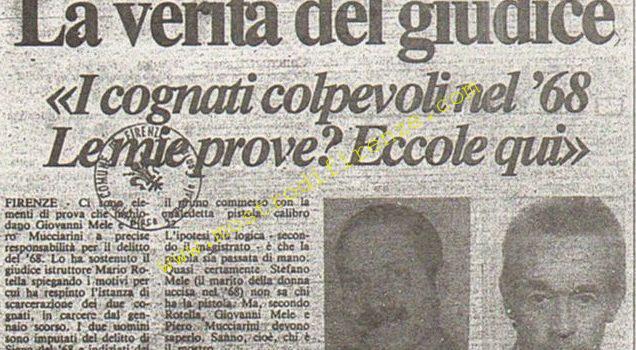 <b>31 Agosto 1984 Stampa: La Città</b>