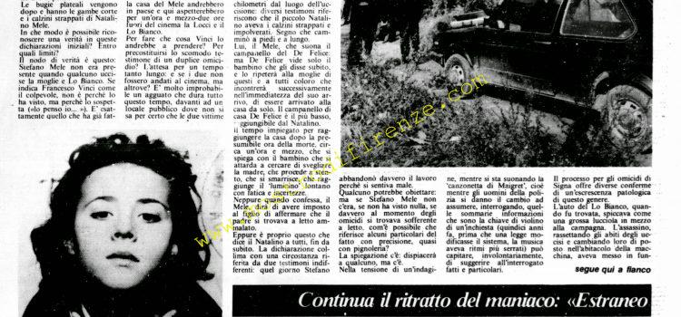 <b>24 Maggio 1984 Stampa: La Città</b>