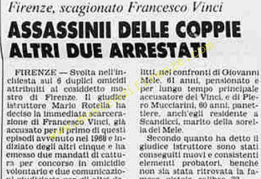 <b>26 Gennaio 1984 Stampa: Stampa Sera</b>