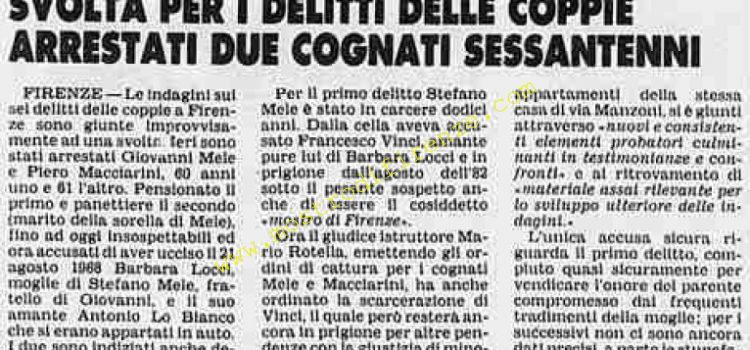 <b>27 Gennaio 1984 Stampa: Stampa Sera</b>