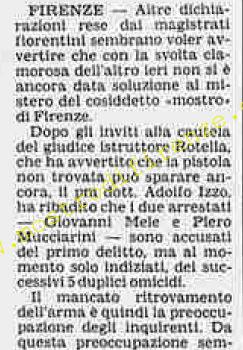 <b>28 Gennaio 1984 Stampa: Stampa Sera</b>