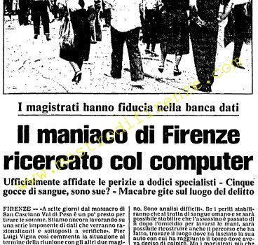 <b>17 Settembre 1985 Stampa: L'Unità</b>
