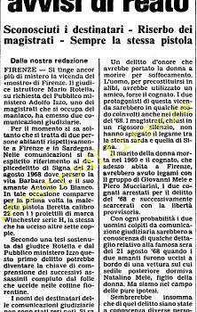 <b>27 Ottobre 1985 Stampa: L'Unità</b>