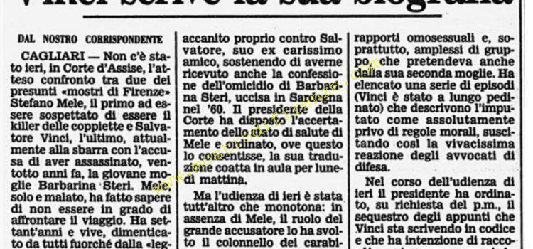 <b>15 Aprile 1988 Stampa: Corriere della Sera</b>