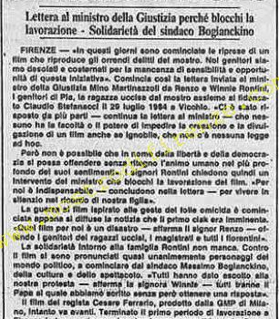 <b>9 Dicembre 1985 Stampa: Stampa Sera</b>
