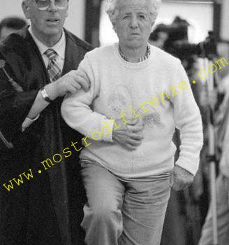 <b>23 Novembre 2005 Morte di Angiolina Manni</b>