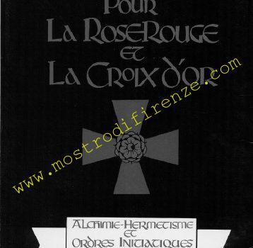 <b>1 gennaio 1996 Pour La Rose Rouge et la Croix d'Or</b>