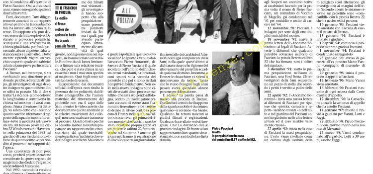 <b>4 Febbraio 1999 Stampa: L'Unità</b>